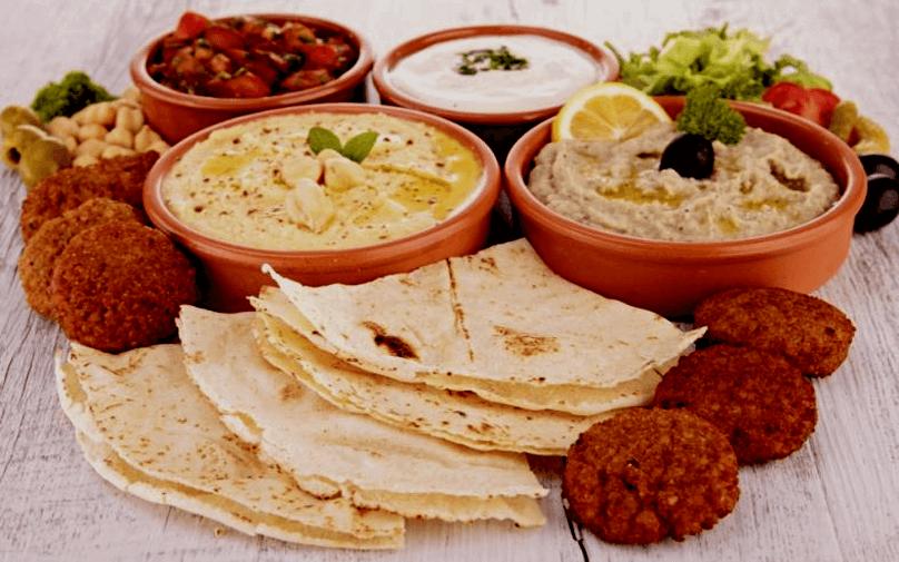 bucataria-israeliana